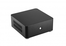 Nanum SE-WH80 Mini-ITX Mini-PC Gehäuse schwarz