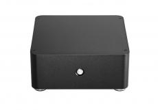 Nanum SE-WH80 Mini-ITX Mini-PC Gehäuse silber