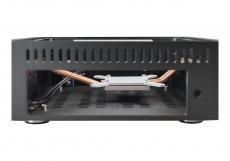 Nanum SE-TC5 passiv gekühltes Mini-ITX Gehäuse schwarz