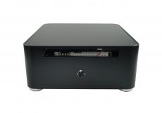 Nanum SE-W80OD Tray-Load Mini-ITX Gehäuse schwarz