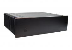 Nanum SE-H100-N Mini-ITX Gehäuse passiv gekühlt schwarz