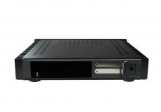 Nanum SE-H60 passiv gekühlt Mini-ITX Gehäuse silber